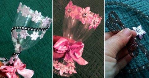 کاردستی تزئین جام های هفت سین