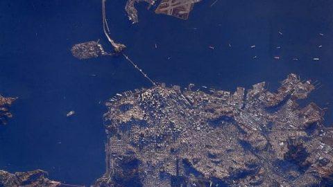 تصاویر فضایی یک ساله از زمین!