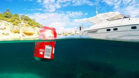 پروژه سطل زباله دریایی، راهکاری جدید برای نجات آب ها