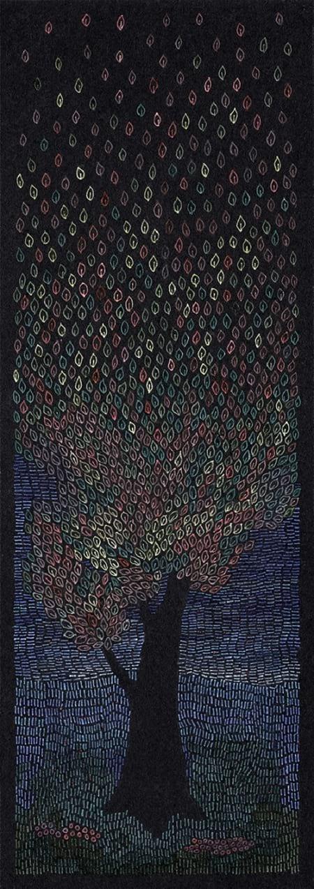 نقاشی با نقطه ها (13)