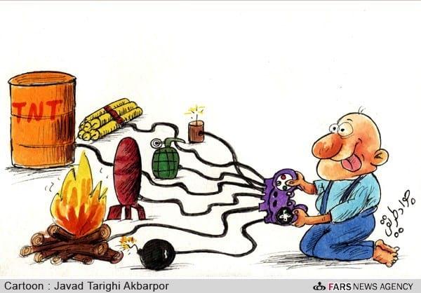 حوادث چهارشنبه سوری و نحوه پیشگیری