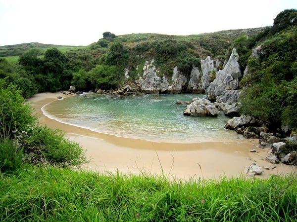 کوچک ترین ساحل مخفی دنیا (2)