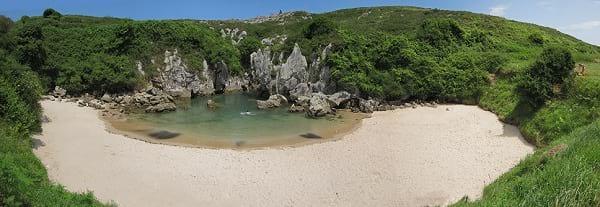 کوچک ترین ساحل مخفی دنیا (3)