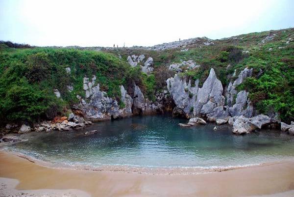 کوچک ترین ساحل مخفی دنیا (5)