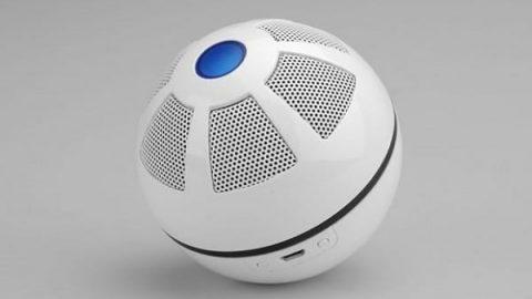 با Vortex، اسپیکر بلوتوثی معلق در هوا آشنا شوید