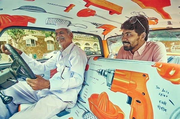 تاکسی های رنگارنگ (9)