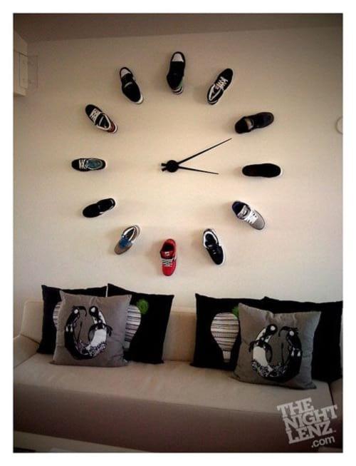 ساعت های ابتکاری (1)