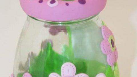 کاردستی شمعدان بسازید