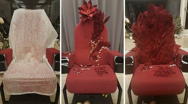 صندلی شکوفه ها (7)