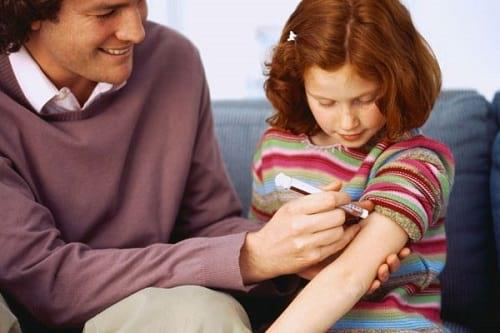 علائم و نشانه های دیابت (3)