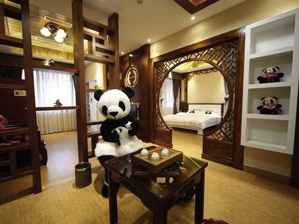 هتل پاندا