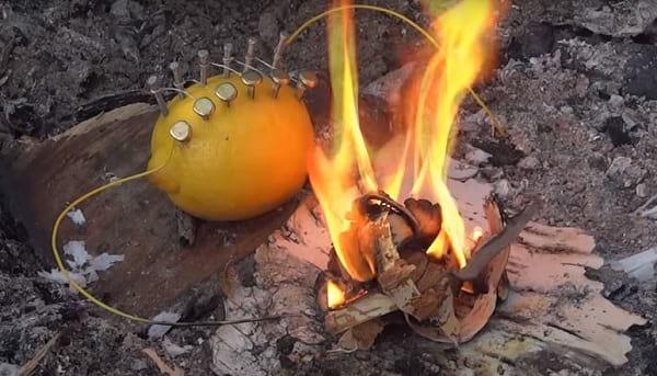 آتش درست کردن (3)