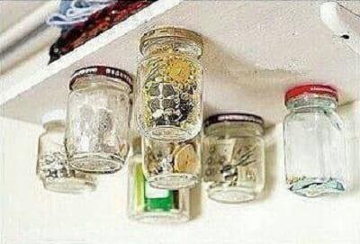 بطری های آویزان (3)