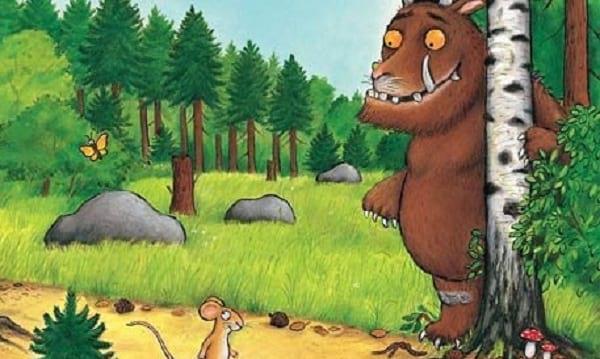 غول جنگلی (5)