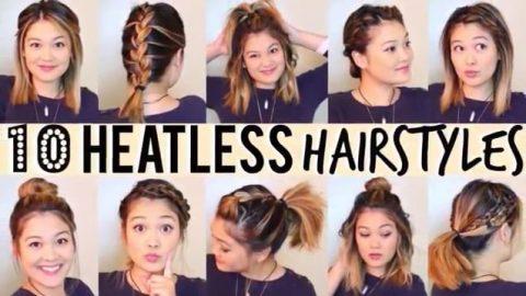 ۱۰ مدل موی آسان و شیک (ویدئو)