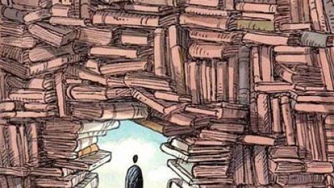همه به خاطر کتاب