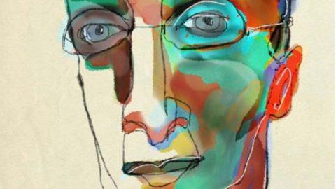 هنرهای دیجیتال بر روی گوشی تلفن همراه