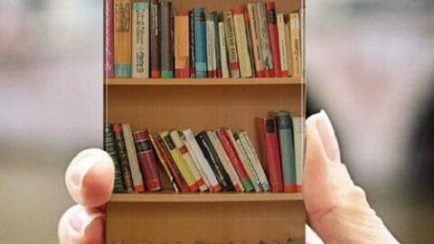 کتاب هایی برای زینت آلات