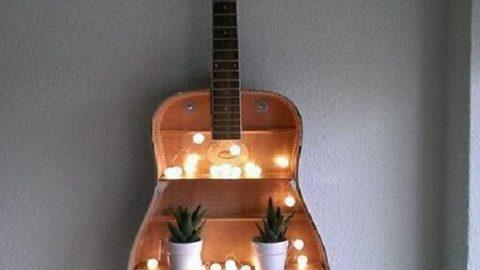 گیتارهایی که نمی نوازند!