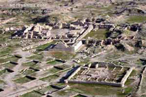 شهر تاریخی بیشاپور به دست چه کسانی ساخته شد!