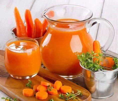 آب هویج بخورید تا قلب سالم داشته باشید