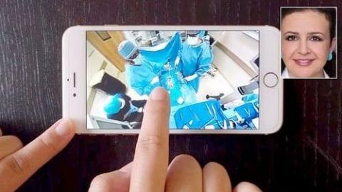جراحی پزشک ایرانی را ۳۶۰ درجه ببینید