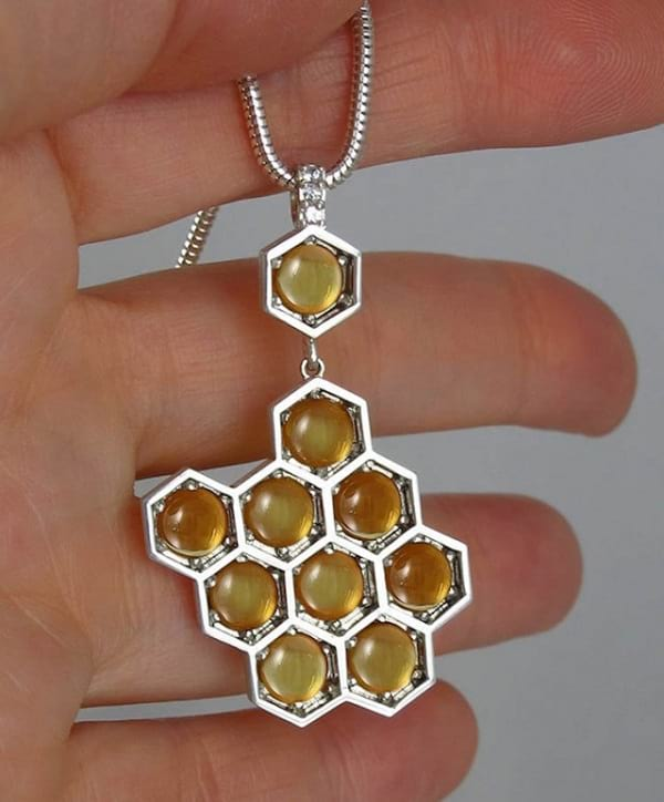 جواهراتی به درخشندگی عسل!