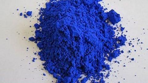 رنگ آبی جدید کشف شده جهان را ببینید!