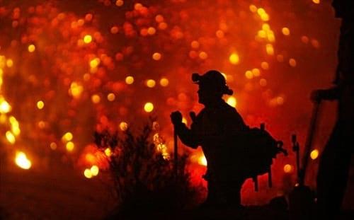 زیبایی آتش سوزی (12)