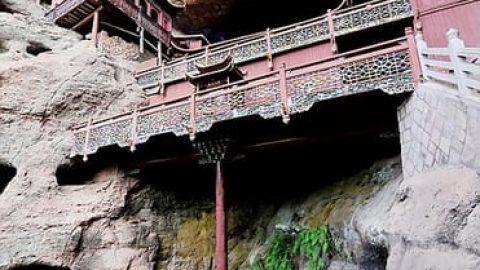 معبد رستاخیز در چین