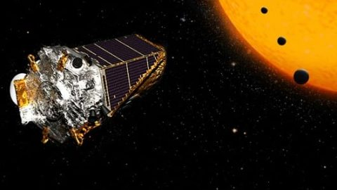 کشف یک منظومه شمسی عجیب توسط ناسا با احتمال وجود حیات