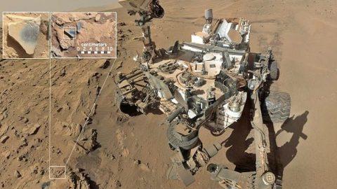 شواهدی از وجود اکسیژن و شنهای عجیب، سوغات کاوشگر ناسا از مریخ تاکنون (ویدئو)