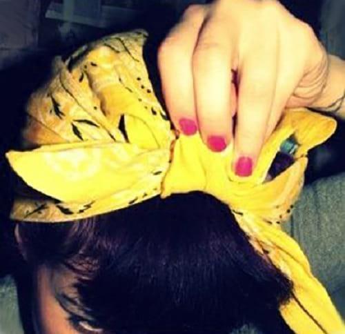 کلاه روسری2 (2)