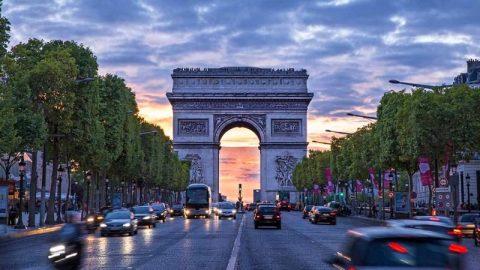 ۶ جاذبه بینظیر فرانسه