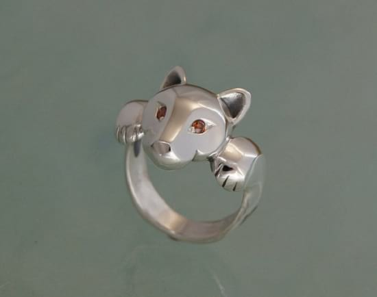 جواهر به شکل حیوان (1)