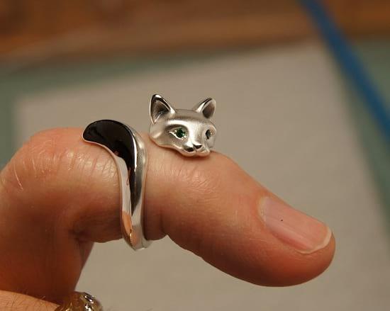 جواهر به شکل حیوان (3)
