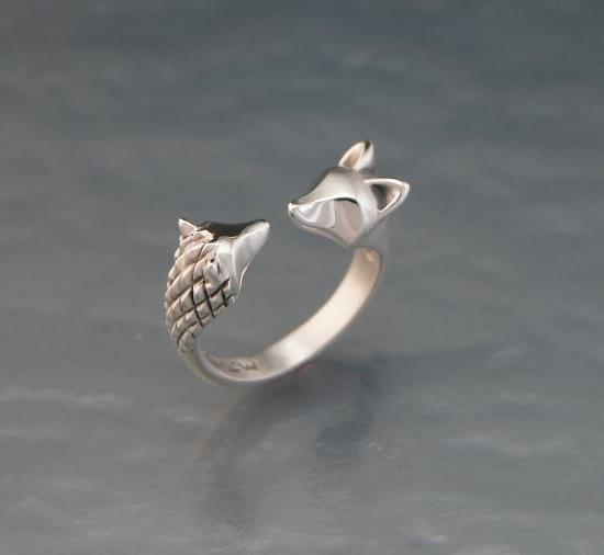 جواهر به شکل حیوان (6)