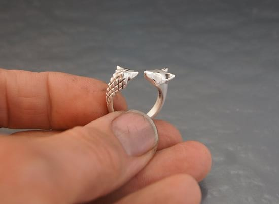 جواهر به شکل حیوان (7)