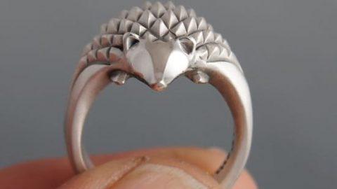 جواهراتی به شکل حیوان!