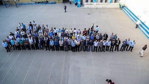 دورهمی دانشآموزان عراقی پس از ۳۶ سال در ایران!