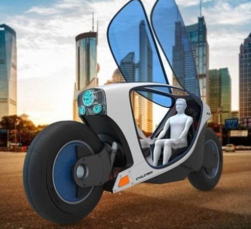 دوچرخه خودران (1)