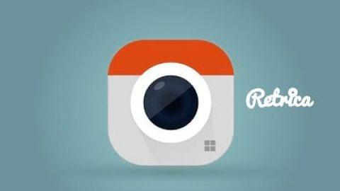 """Retrica"" بهترین برنامه عکاسی سلفی"