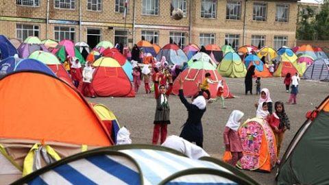فارسیآموزان خارجی، میهمان سعدآباد شدند