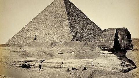 مجسمه ابوالهول از گذشته تا امروز