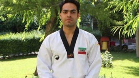 مصاحبه اختصاصی با آقای حمید نظری؛ قهرمان تکواندو