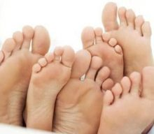 ۸ چیزی که تغییرات پاهایتان به شما می گویند