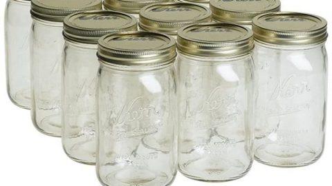 ابتکاری برای پر کردن شیشه های عسل!