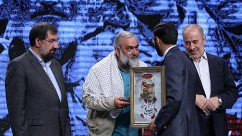 افتتاحیه جشنواره فیلم مقاومت با حضور بازیگران سینما