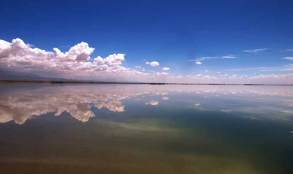 دریاچه نمک چاکا (4)