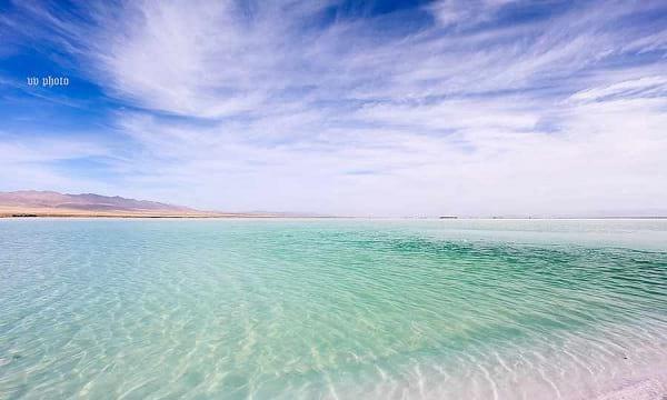 دریاچه نمک چاکا (5)